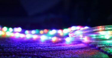 led éclairage maison