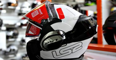 Magasin de casque moto